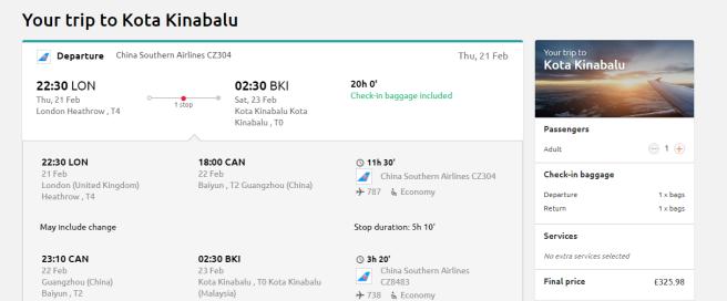 Malasia 236.00